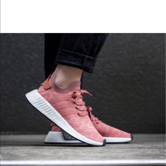 PK Boutique Adidas Raw NMD Women Originals Pink R2 354cLRSAqj